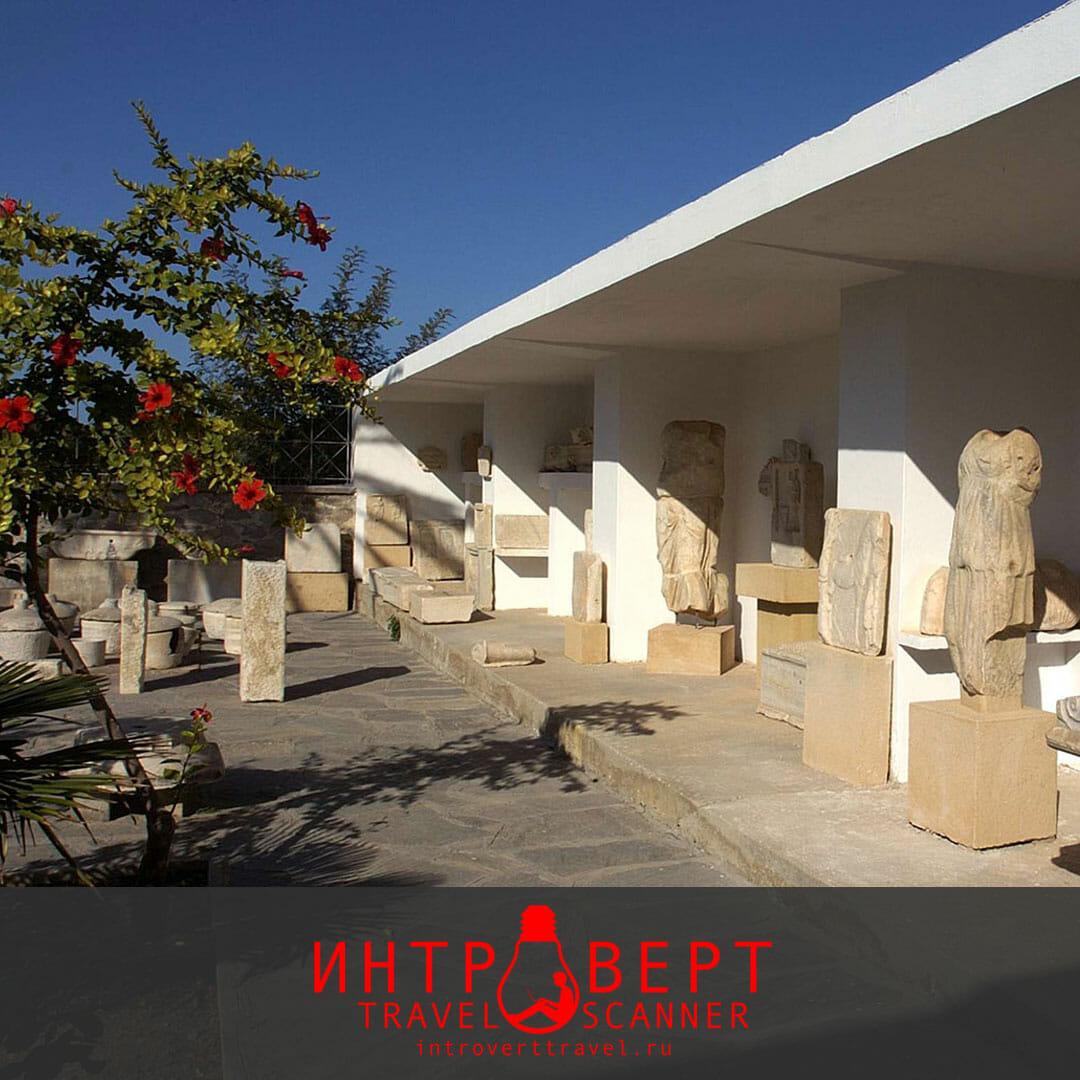 Археологический музей острова Парос, Греция