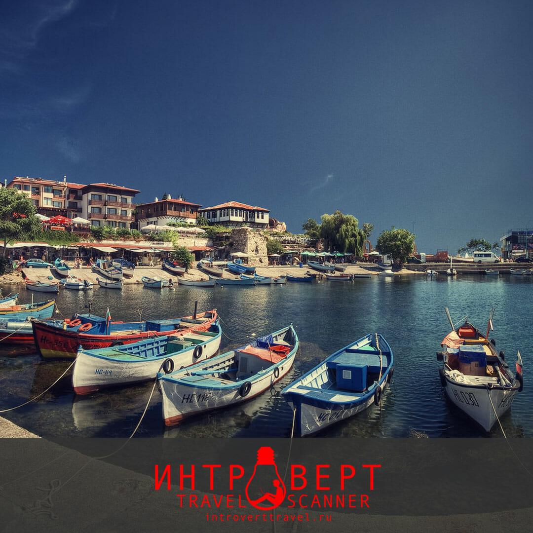 отдых на болгарском курорте Несебр: горящие туры и авиабилеты купить онлайн на сайте