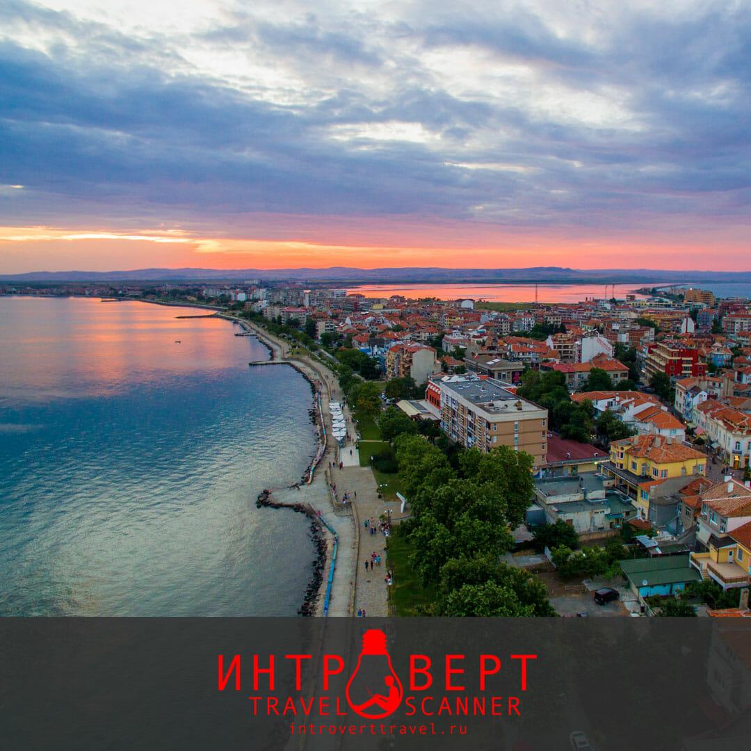горящие туры на болгарские курорт Поморие купить онлайн на сайте