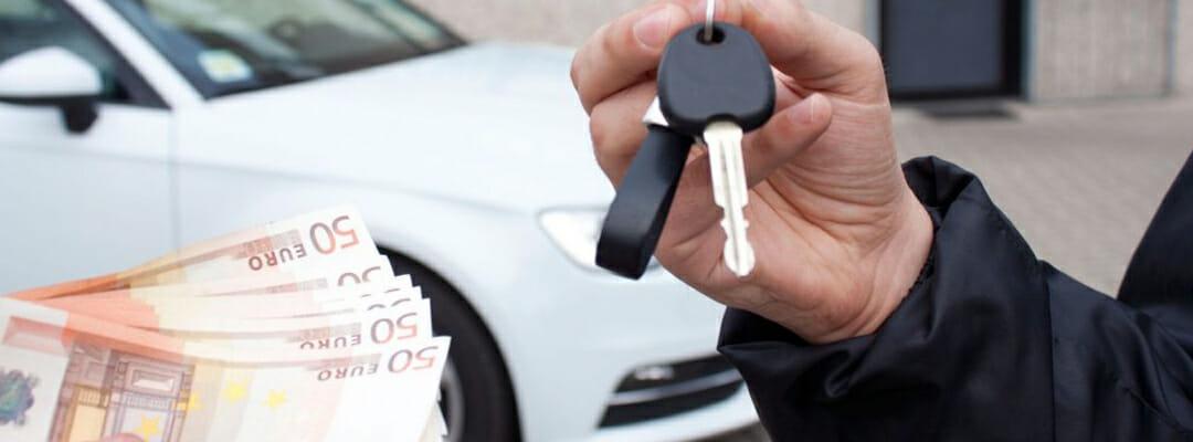 стоимость аренды авто в Греции