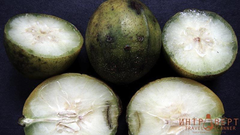экзотические фрукты - Амбарелла (полинезийская слива)