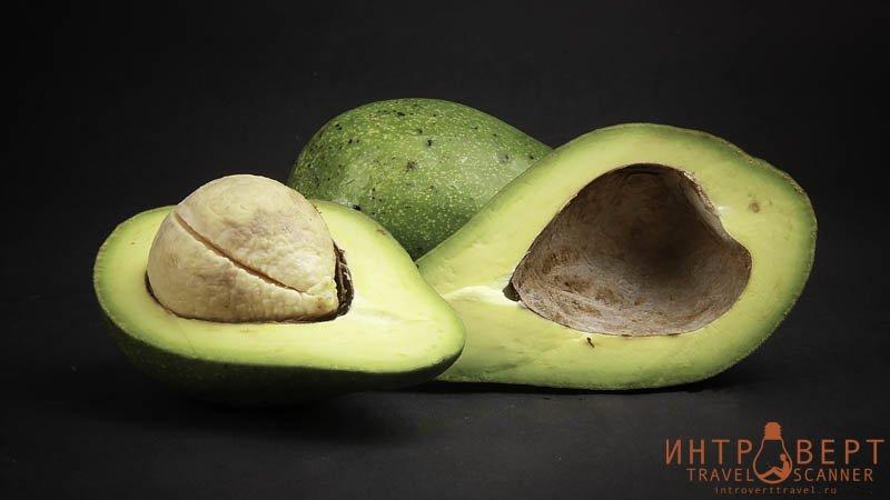 экзотические фрукты - Авокадо