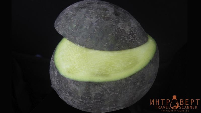 Бам-балан (манго паджанг, фрукт-борщ)