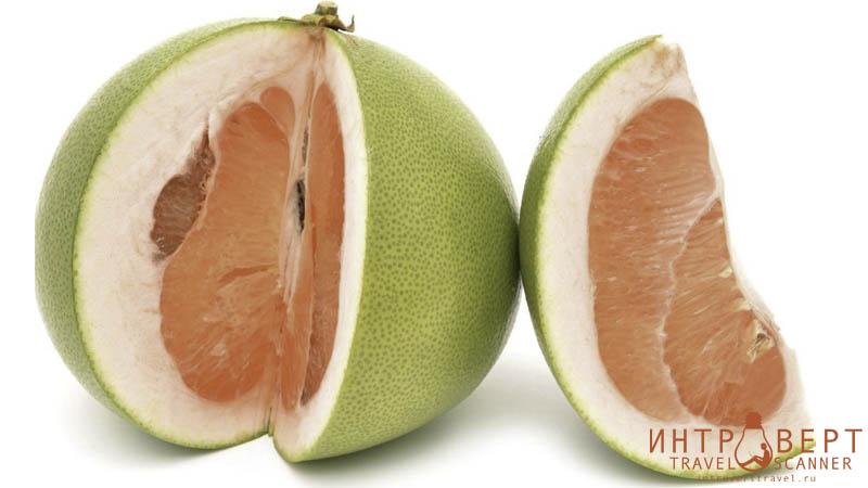 Помело (китайский грейпфрут, памела)